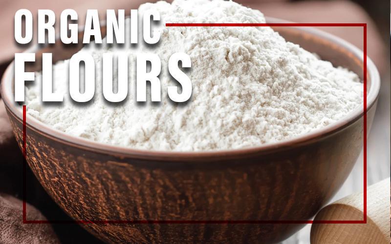 FLOURS / 5 Star Organic Foods USA